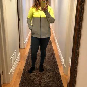 Nike reflective- thermal running jacket